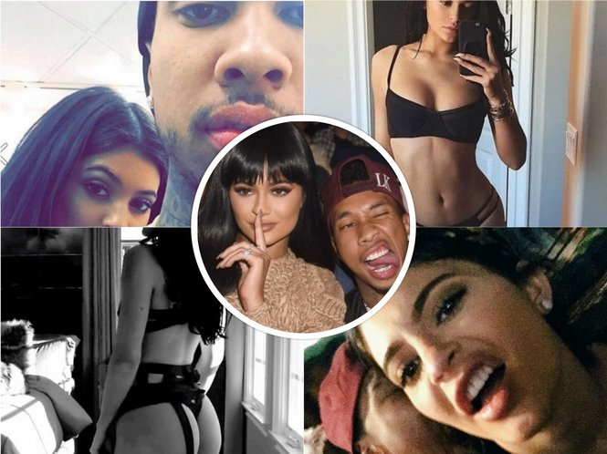 Kylie Jenner Sex Tape With Tyga Video photo 21