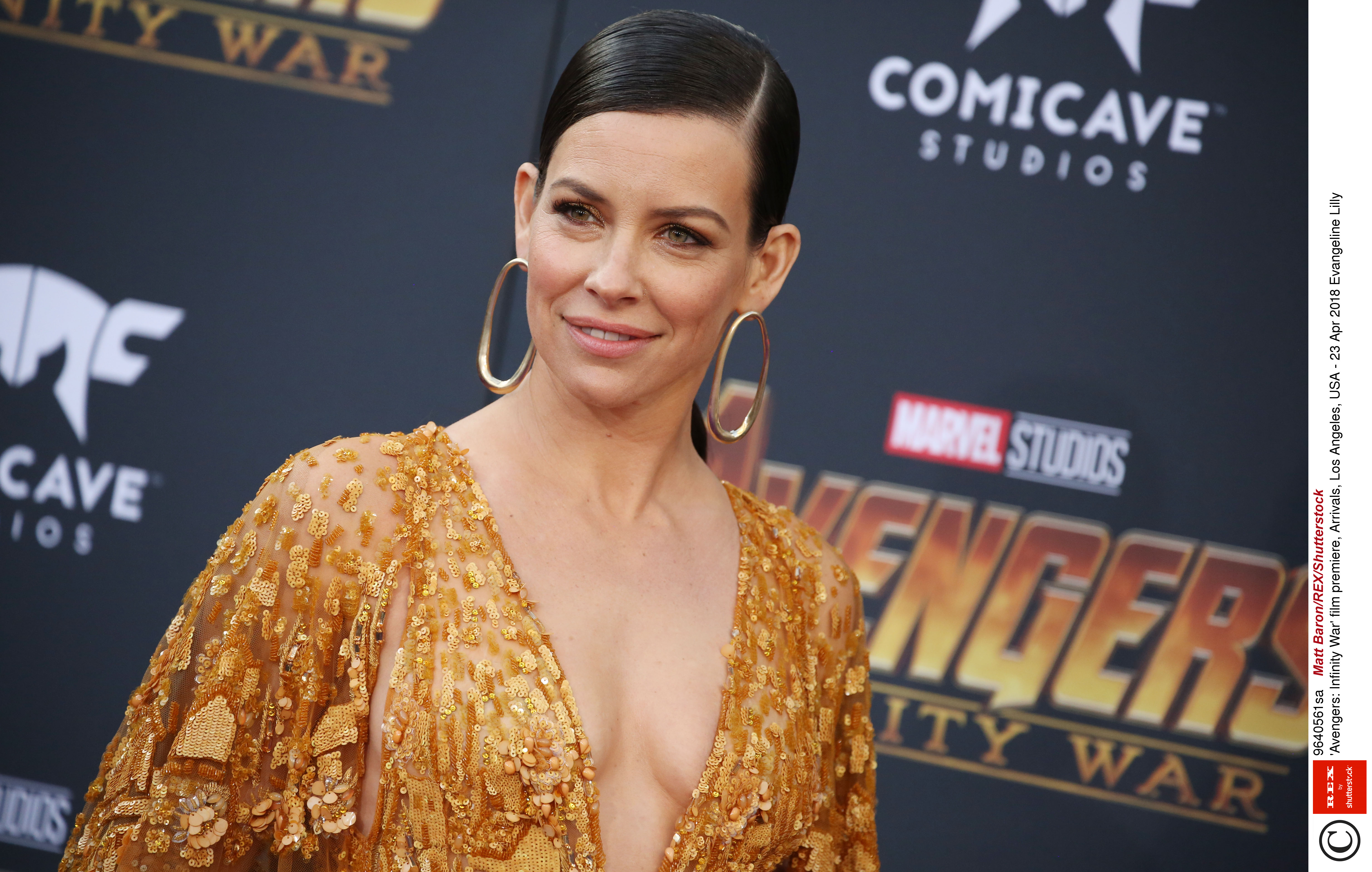 Evangeline Lilly Breasts photo 9