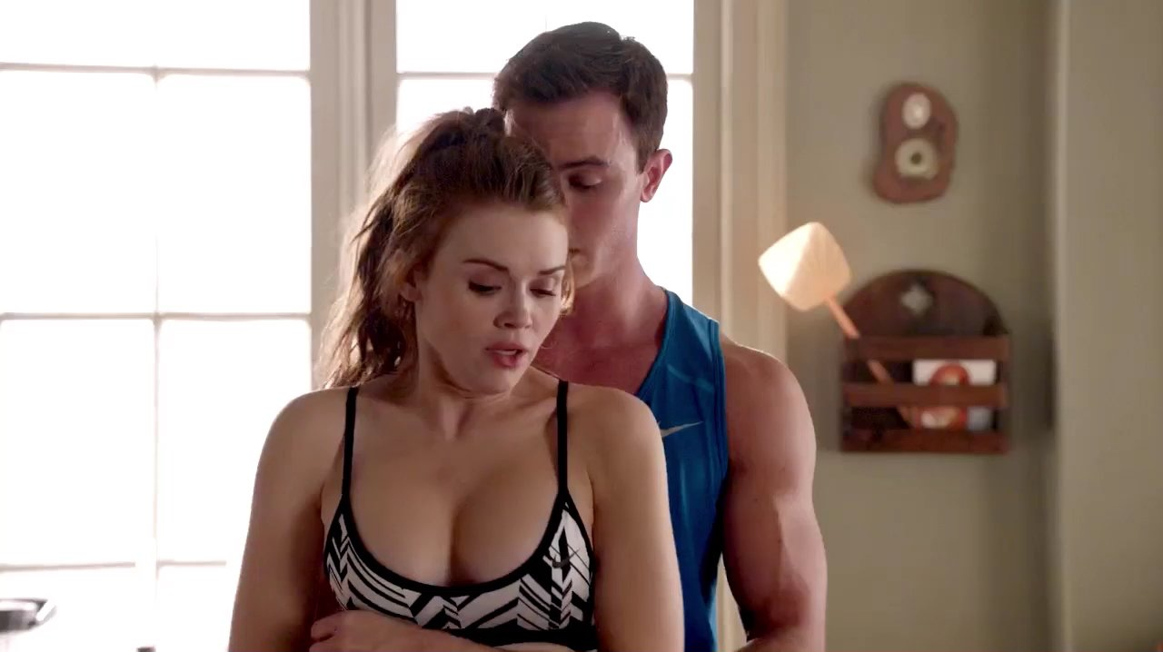 Holland Roden Topless photo 18