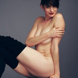 Anne Hathaway Leaked Pictures photo 4