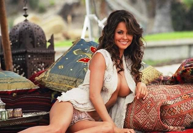 Playboy Pictures Of Brooke Burke photo 26