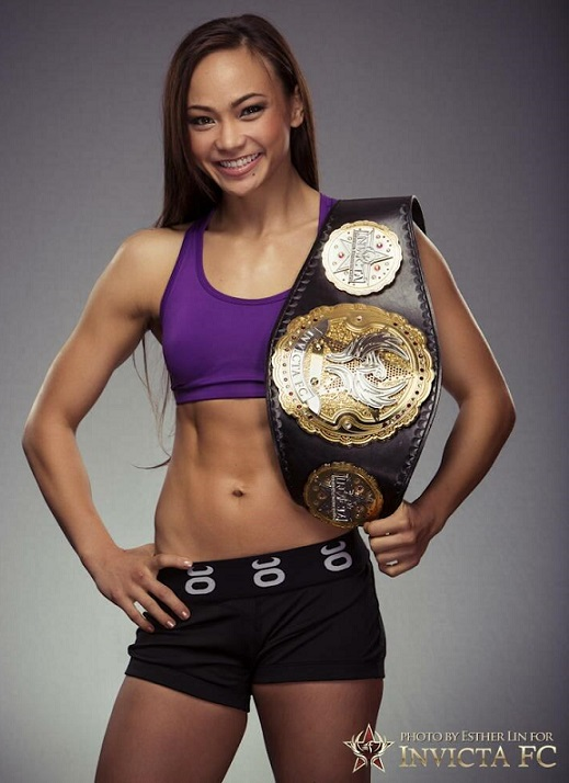 Michelle Waterson Booty photo 27