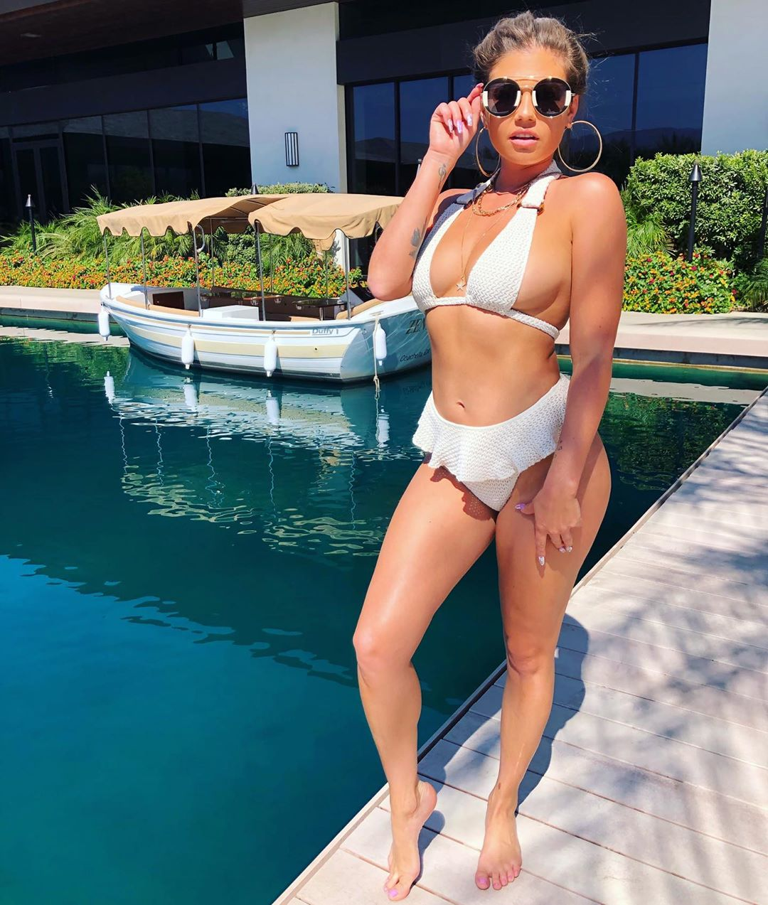 Chanel West Coast In A Bathing Suit photo 8
