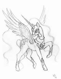 Mlp Coloring Pages Nightmare Moon photo 12