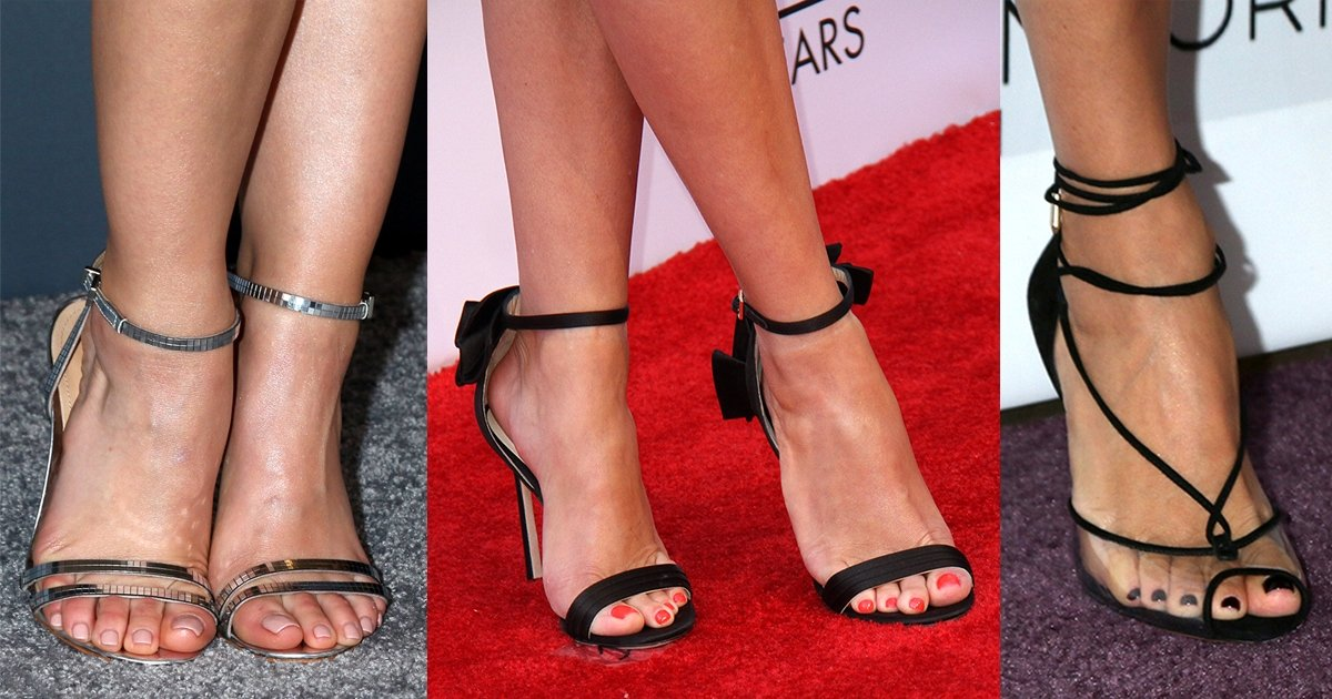 Sexy Celebrity Toes photo 7