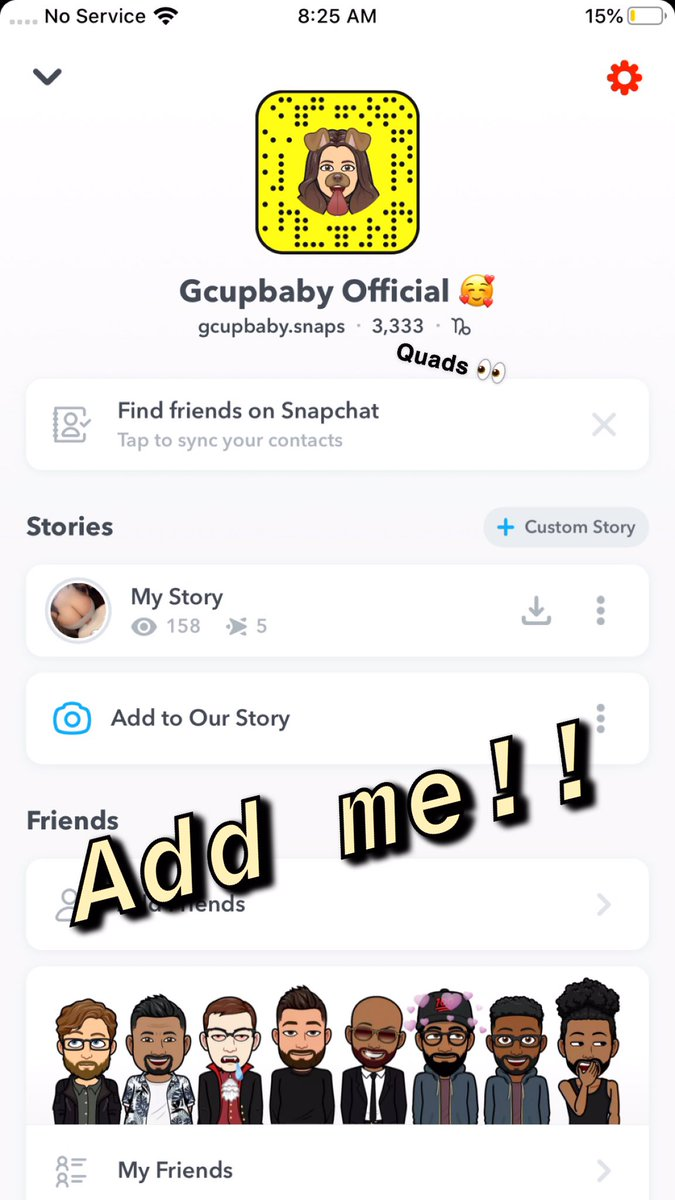 G Cup Baby Snapchat photo 17