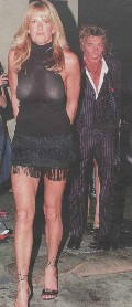 Penny Lancaster Topless photo 29