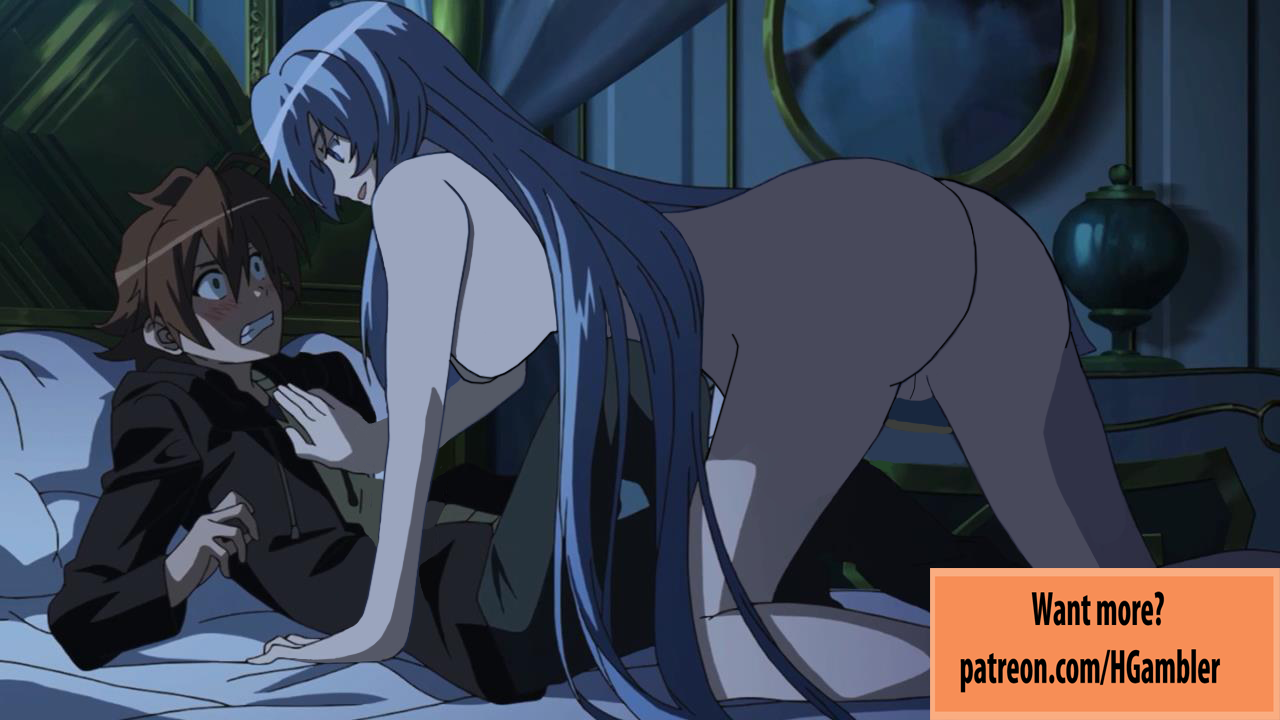 Esdeath Naked photo 21