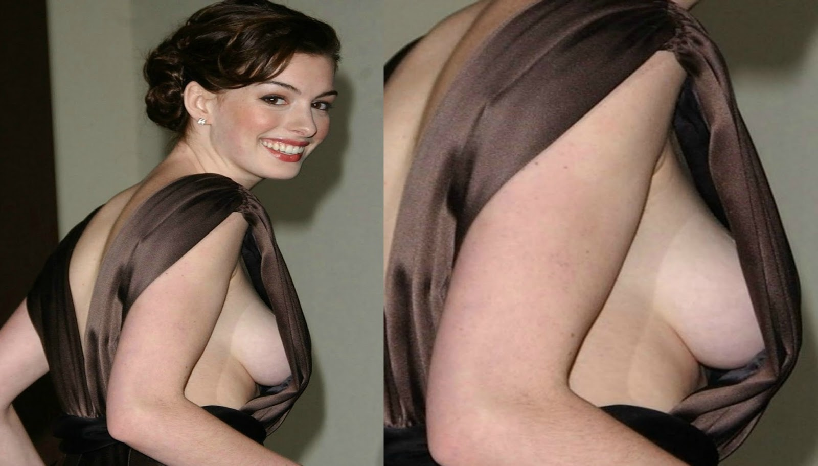 Anne Hathaway Leaked Pictures photo 2