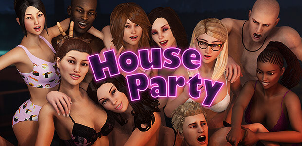House Party All Endings Not Censored photo 29