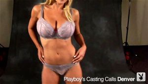 Playboy Audition Video photo 29