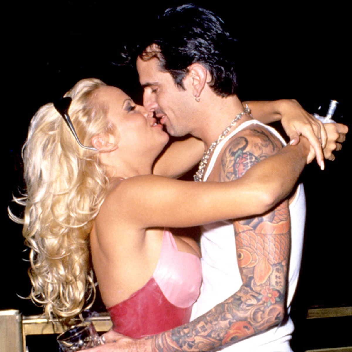 Tommy Lee And Pam Anderson Vid photo 18