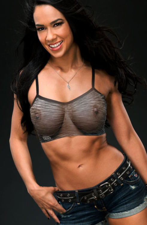 Does Aj Lee Have A Sex Tape photo 11