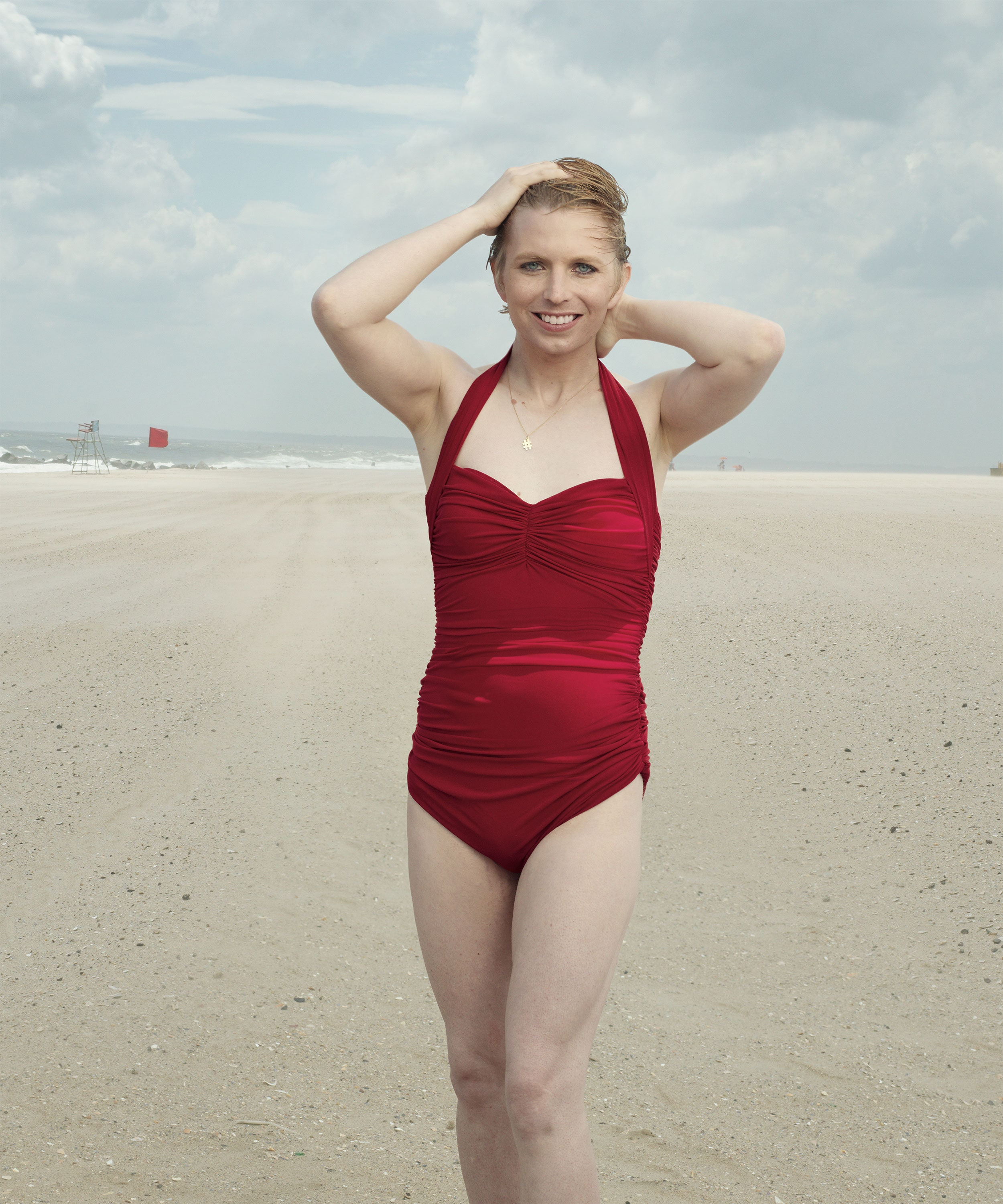 Chelsea Manning Sexy photo 10