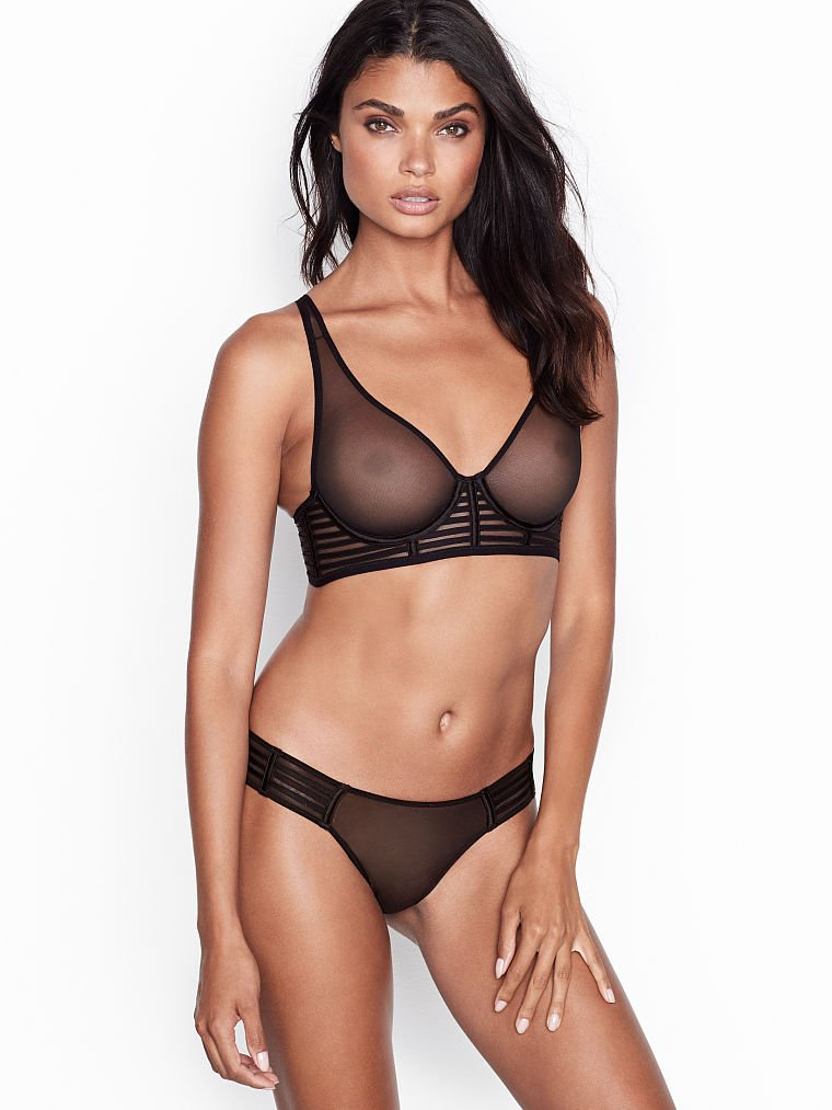 Body By Victoria Unlined Perfect Coverage photo 21