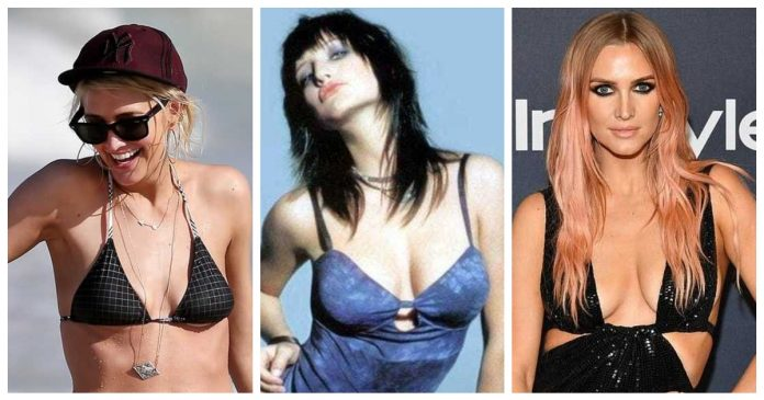 Ashlee Simpson Nude Pictures photo 22