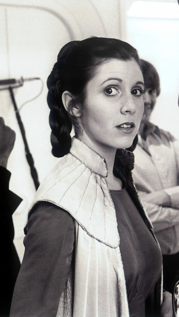 Carrie Fisher 1983 Rolling Stone Photoshoot photo 18