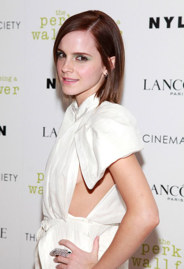 Emma Watson And Her New Tits photo 5