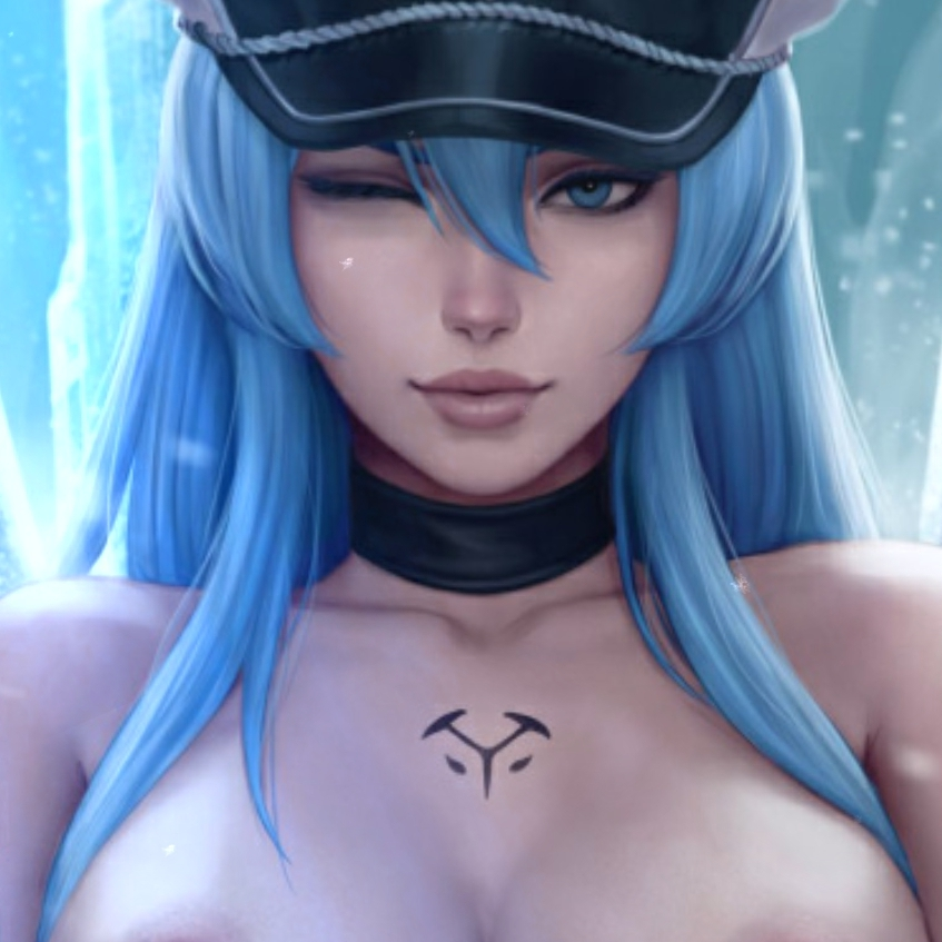 Esdeath Naked photo 3