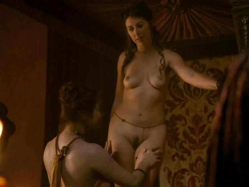 Game Of Thrones Topless photo 24