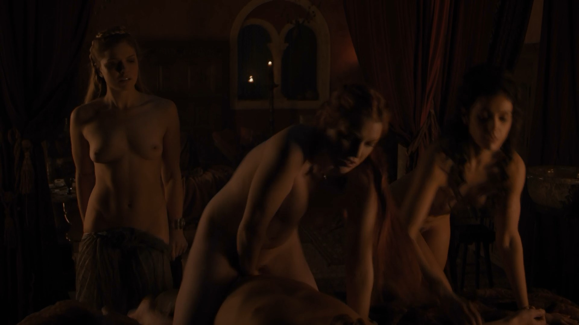 Game Of Thrones Topless photo 1