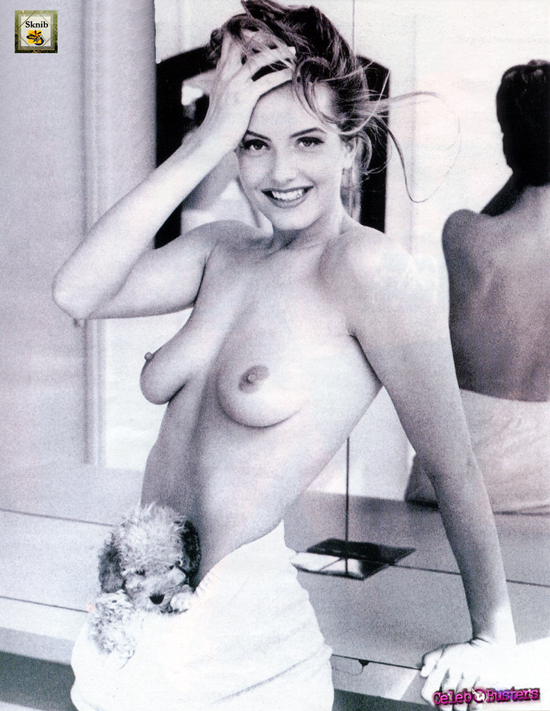 Penny Lancaster Topless photo 11
