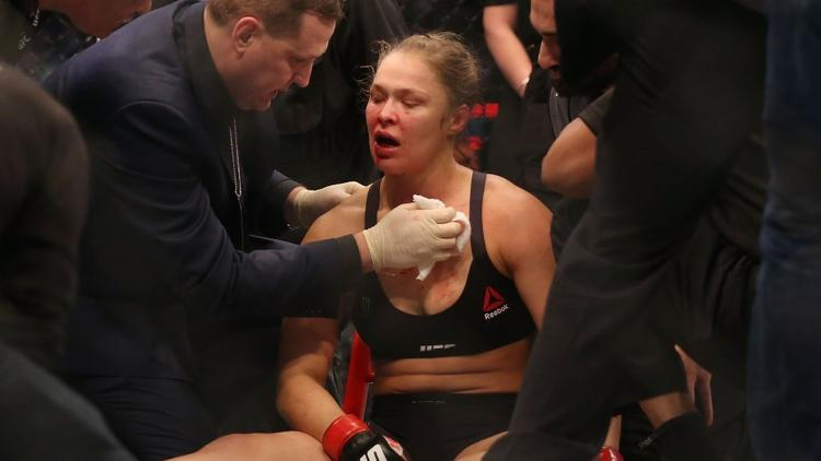 Ronda Rousey Nude Pussy photo 26