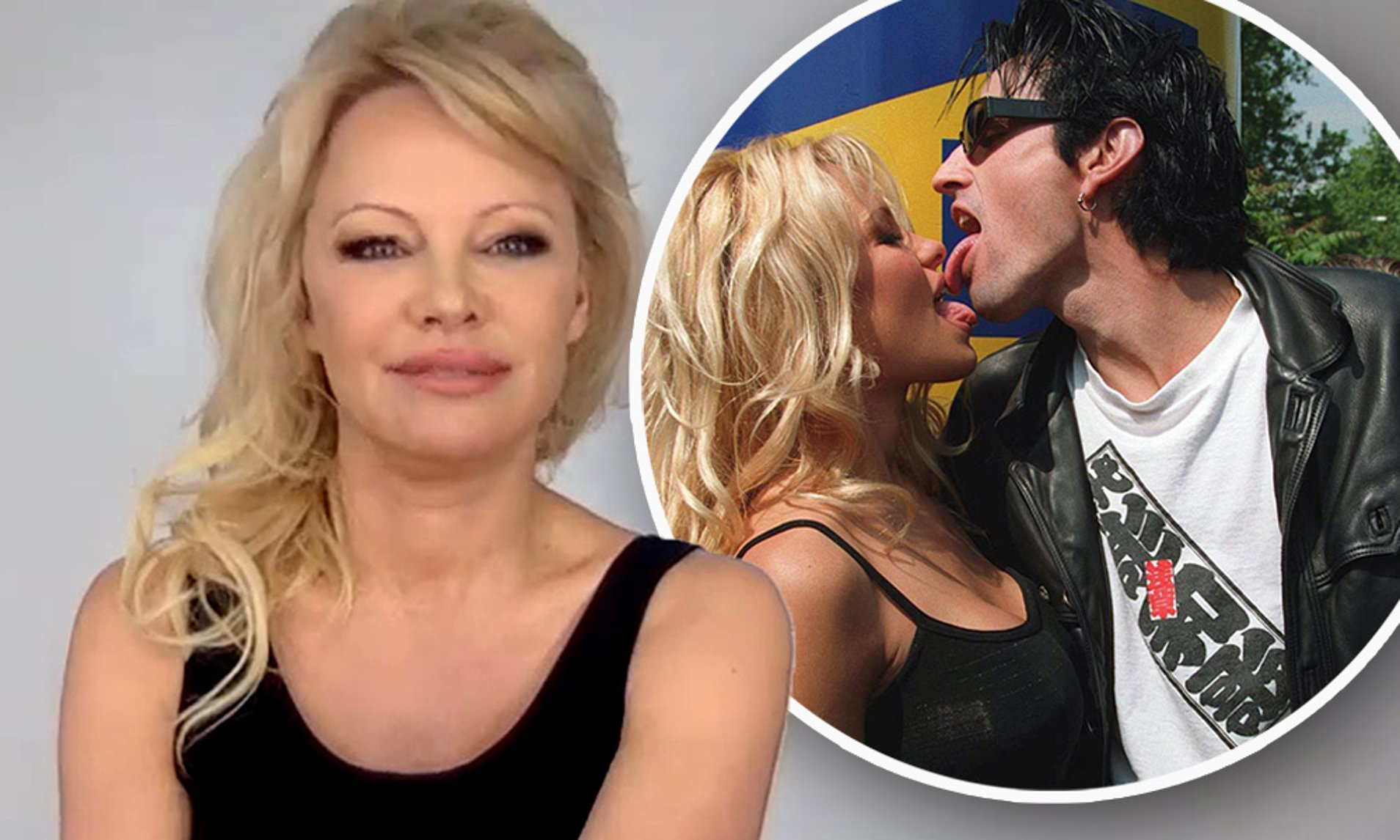 Tommy Lee And Pam Anderson Vid photo 27