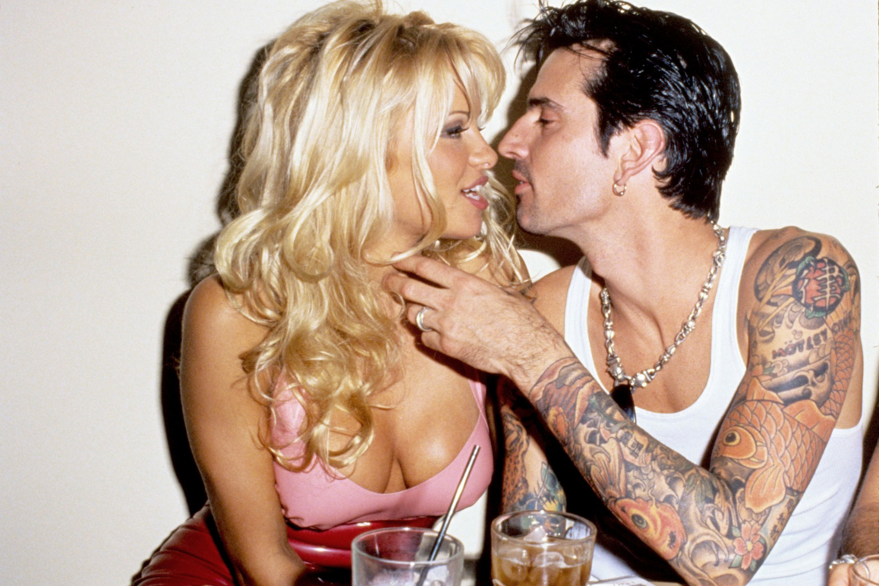 Tommy Lee And Pam Anderson Vid photo 12
